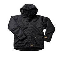 Куртка черная Dewalt, размер s dwc1-001