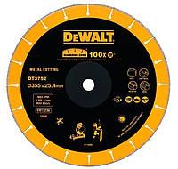 Диск алмазный extreme по металлу 355 х 25,4 мм Dewalt