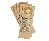 Мешки для пылесоса Dewalt dwv902  5шт.
