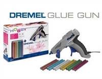 Пистолет для клея low temp 7мм Dremel