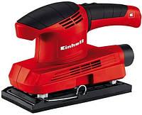 Орбитальная шлифовальная машина Einhell th-os 1520 red