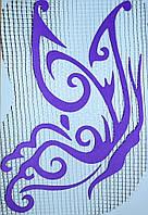 Бабочка №152 А4 - декор для жидких обоев