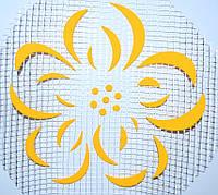 Цветок №121 А5 - декор для жидких обоев