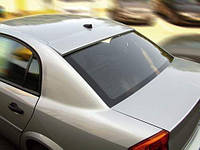 Бленда спойлер козырек опель вектра Opel Vectra C седан тюнинг tuning OPC irmscher steinmetz ирмшер штайнмец