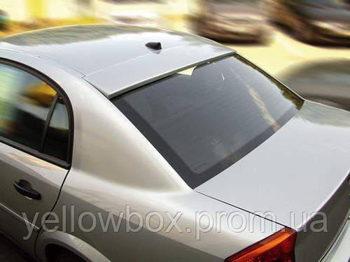 Бленда спойлер козырек опель вектра Opel Vectra C седан тюнинг tuning OPC irmscher steinmetz ирмшер штайнмец - Yellowbox в Киеве