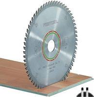 Пильный диск 160x2,2x20мм tf48 для ламината Festool