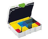 Систейнер t-loc sys 1 box с контейнерами пластиковый Festool
