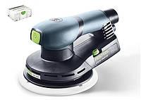 Эксцентриковая шлифовальная машинка ets ec 150/5 eq-plus 400Вт / 5мм + Систейнер sys 2 t-loc Festool
