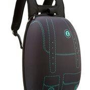 Рюкзак Zipit Shell цвет Black&Stitches