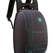 Рюкзак Zipit Shell цвет Black&Stitches, фото 2