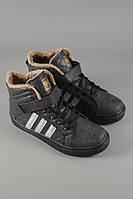 Кроссовки Adidas Orignals. Кроссовки зимние. Спортивная обувь. Зимние кроссовки черные.