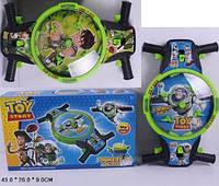 """Игра """"Пинбол"""" 2 вида,""""Toy Story/Ben10"""" ручной,в кор. 43*26*9см"""