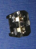 Блок зажимов наборной БЗН 24 – 63А (от 1 до 30 клемм)