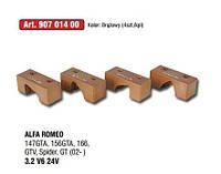 Блокировка распределительного вала romeo 3,2 v6 gta /4шт. коричневые Hp