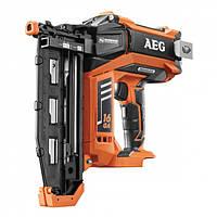 Гвоздезабивной пистолет безщеточный AEG B16N18-0 18V