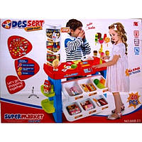 Игровой набор  Супермаркет касса, сканер