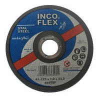 Круг для резки металла Incoflex 115 x 1,0 x 22,2 мм