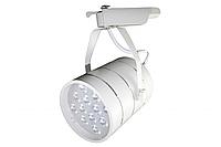 Трековый светодиодный светильник 18w LEDMAX TRL18CWB5 Холодный (6500К)
