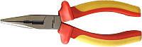 Плоскогубцы удлиненные прямые 160 мм vde для электриков extra x7332