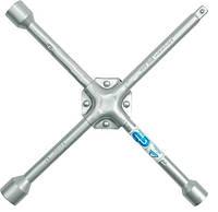 Ключ крестовой усиленный 17 х 19 x 2 1x 1/2 Jobi