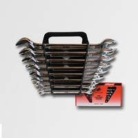 Комплект рожковых ключей  8шт. 6-22мм 16031 Jobi