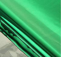 Пленка подарочная упаковочная голограмма Зеленая-серебро Полисилк 20 шт/уп