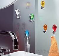 Декор-крючок Spirella Jewel  цвет бриллиант