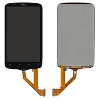 Модуль матрица сенсор HTC S510e Desire S с тачскрином с узким шлейфом дисплея Н/С