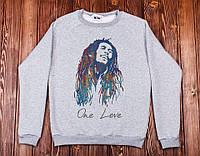 Свитшот Боб Марли One Love