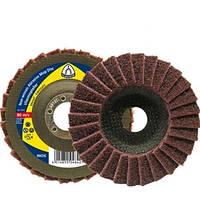 Шлифовальный круг лепестковый 125 smt800 v. fine Klingspor
