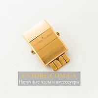 Застежка клипсовая Ulysse Nardin gold 18мм (06194)