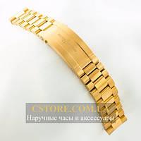 Стальной браслет Ulysse Nardin золото 22х20мм (06197)
