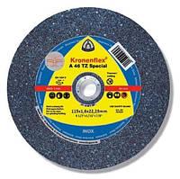 Шлифовальный круг для металла 125*1,6 a46 tz special Klingspor
