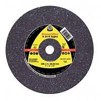 Шлифовальный круг для металла 350*3,5*32 a24r supra Klingspor