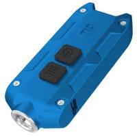 Фонарь Nitecore TIP (Cree XP-G2, 360 люмен, 4 режима, USB), синий, фото 2