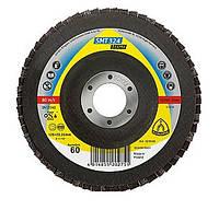 Лепестковый круг smt324 125 р 40 extra Klingspor
