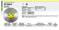 Алмазный отрезной диск полный 200 х 1,6 х 30/25,4 мм dt300f для керамики Klingspor