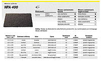 Материал Klingspor-каштановые 152x229мм very fine p400
