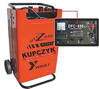 Выпрямитель Kupczyk с автозапуском dfc-650 12/24v