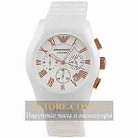 Часы Emporio Armani white white (06301)