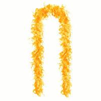 Перья декоративные Боа Медовый 2 м 30-45 грамм