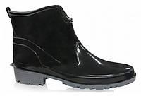 Резиновые сапоги женские LEMIGO черные, размер-38 /930 Lemigo