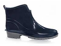 Резиновые сапоги женские LEMIGO тёмно-синие, размер-42 /930 Lemigo