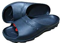Шлёпанцы BARI, размер 45 , тёмно-синие  Lemigo