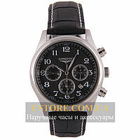 Часы Longines Master Collection Silver Black (06332)