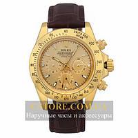 Механические Часы Rolex Daytonа gold gold (06366)