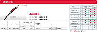 Сварочная горелка миг lgs-360г 4m 300a 60% LINCOLN