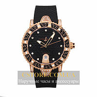 Часы Ulysse Nardin Lady Diver Starry Night Black Gold (06380)