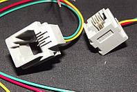Гнездо YH-101 623K 6P4C с проводами
