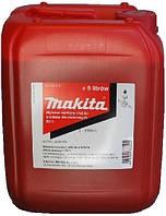 Масло 2-тактное минеральное 5л Makita